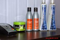 RO ESTETICA E CIA\shampoos e condicionadores e gel