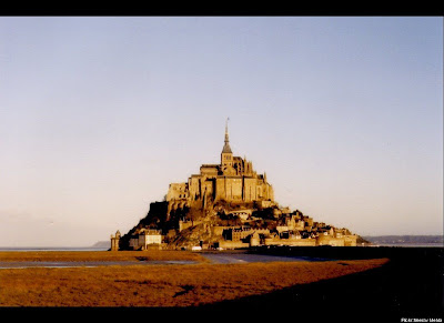 Brief History of Mont Saint-Michel