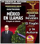 MÉXICO EN LLAMAS, UN LIBRO DE ANABEL HERNÁNDEZ, COMPLEMENTARIO A LOS SEÑORES DEL NARCO