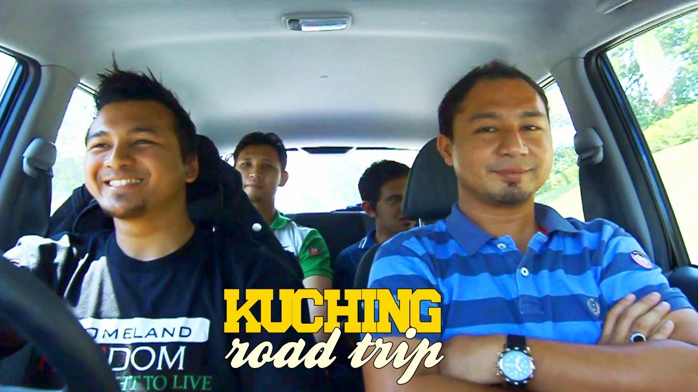 Bercuti ke Kuching : Merdeka RoadTrip 2014 (Part 1)