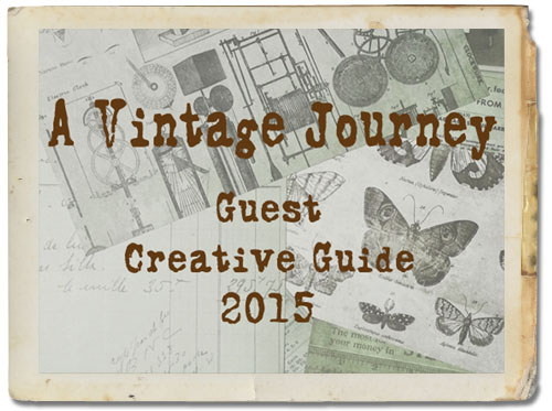 I was a Guest Creative Guide