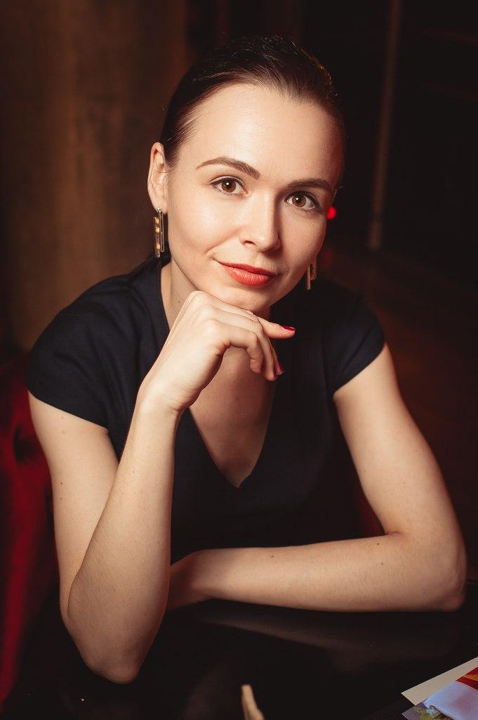 Марина Степанова, автор блога