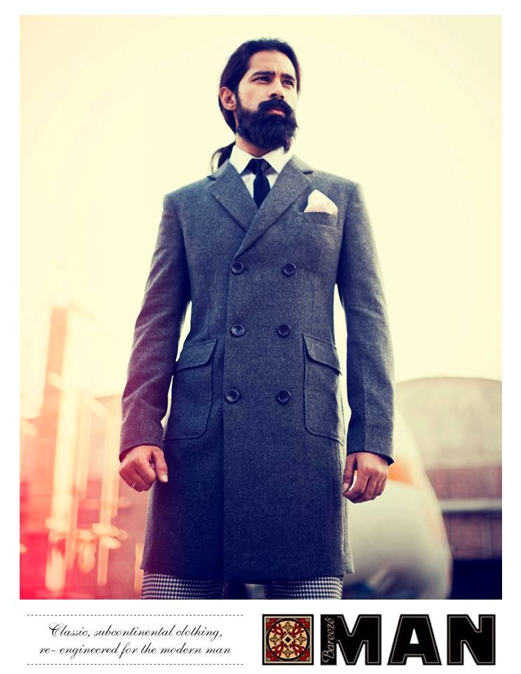 Bareeze Menswear Summer Collection 2013 Exclusive Formal Suits