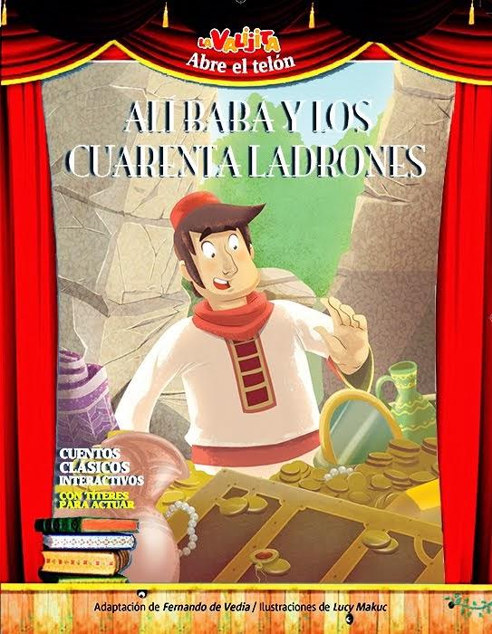 Alí Baba Y Los Cuarenta Ladrones