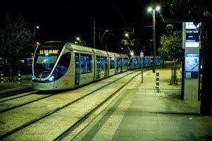 Transporte público de Jerusalém terá reforço na segurança