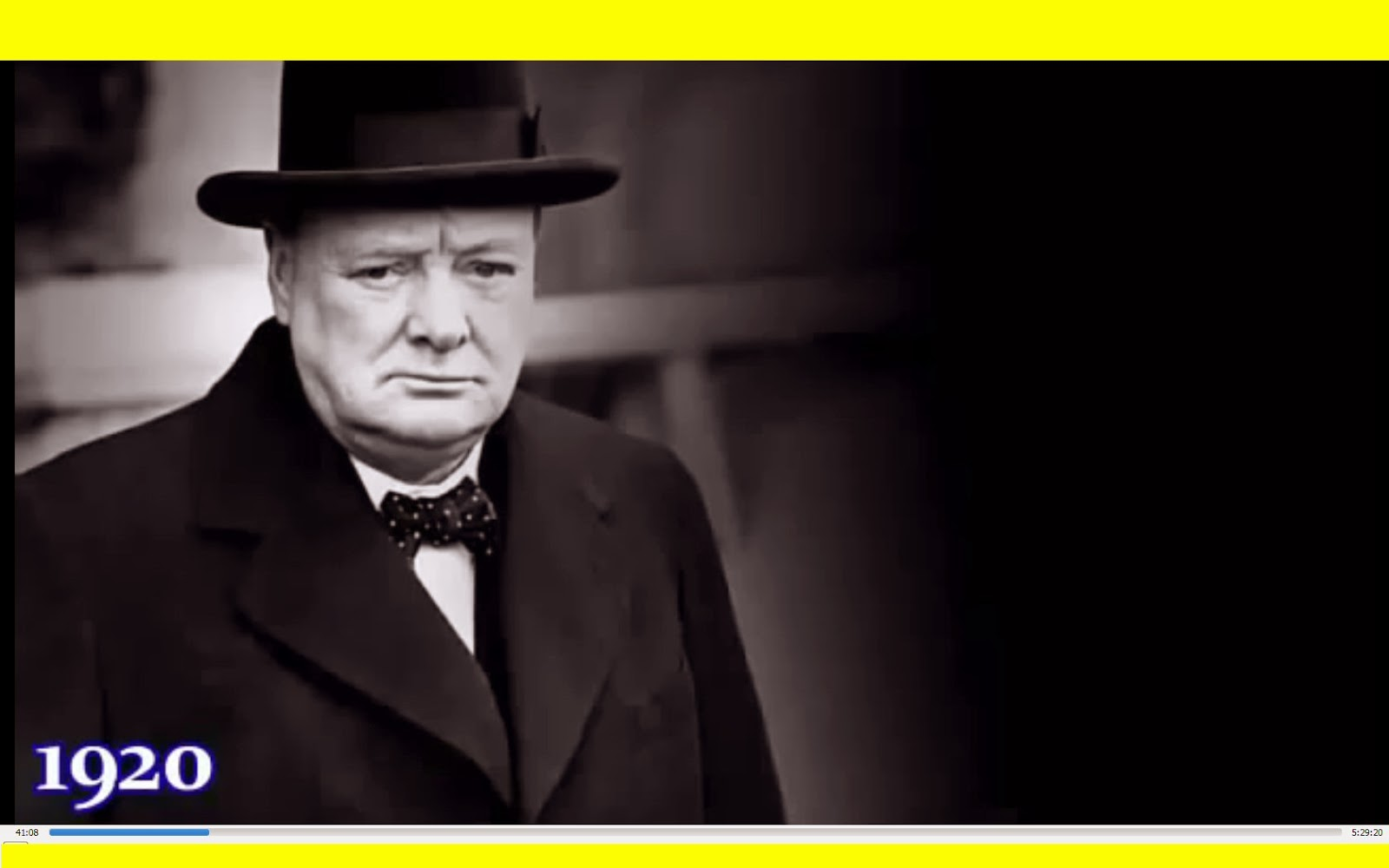 winston churchill essays 1920 Churchill's trial: winston churchill and the salvation of free government, by dr larry p arnn, is a scholarly exposition of these and other churchill thoughts on the future of constitutional democracy.
