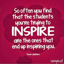 Positively Passionate About Teaching  TGIF  Quote for the Day