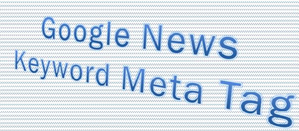 Meta keyword Tag
