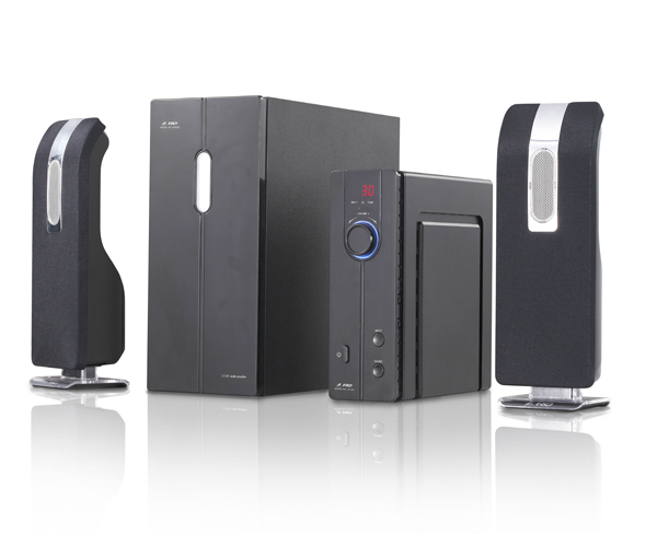 FD Home Theater And Wireless Speaker System Boost Your Music