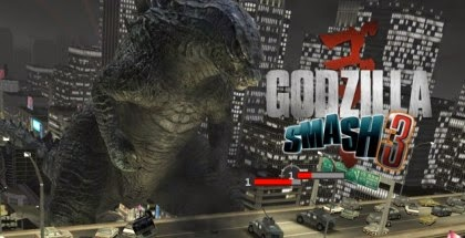 Godzilla Smash3 v1.2.0 MOD APK (Unlocked+Unlimited Power Ups)