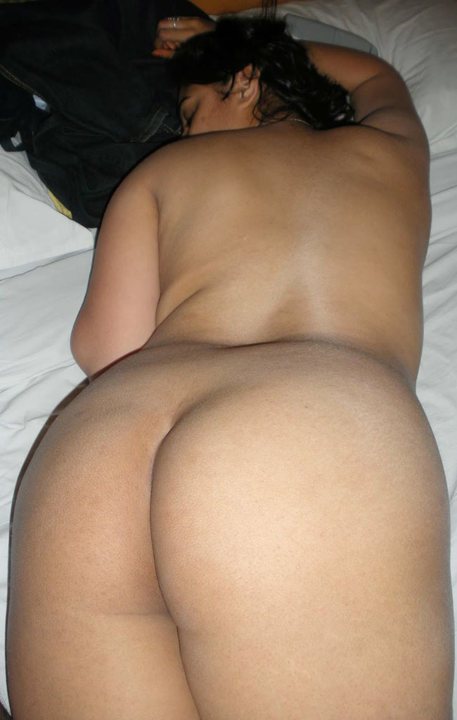 Desi Hot Ass Nude XXX Porn Photo