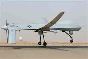 UNMANNED PREDATOR AIRCRAFT