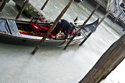 Venezia ghiacciata