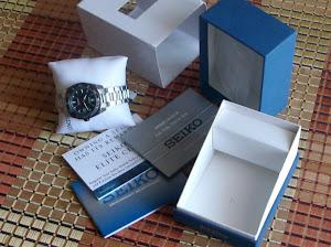 Sold: Seiko Samurai SNM033