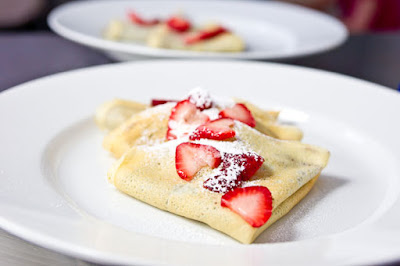 Breakfast wedding food menu ideas