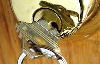 Locksmith Portland stuck key in lock