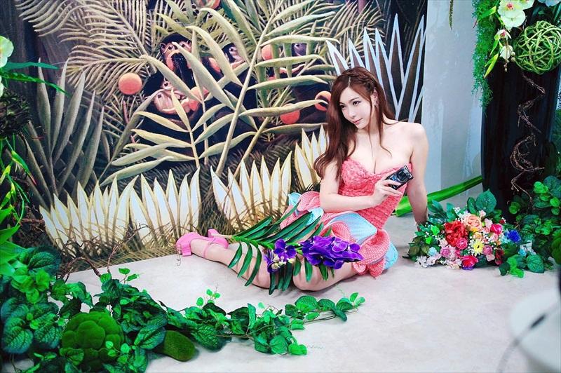 Korean Models – P & I 2012 Part 6