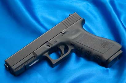Glock 17 Of Pakistan Army