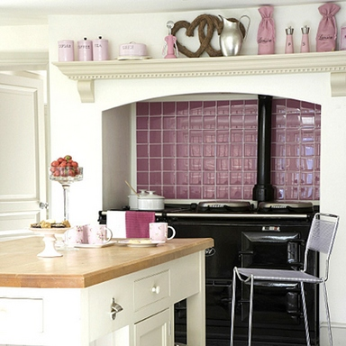 [Pink Kitchen]