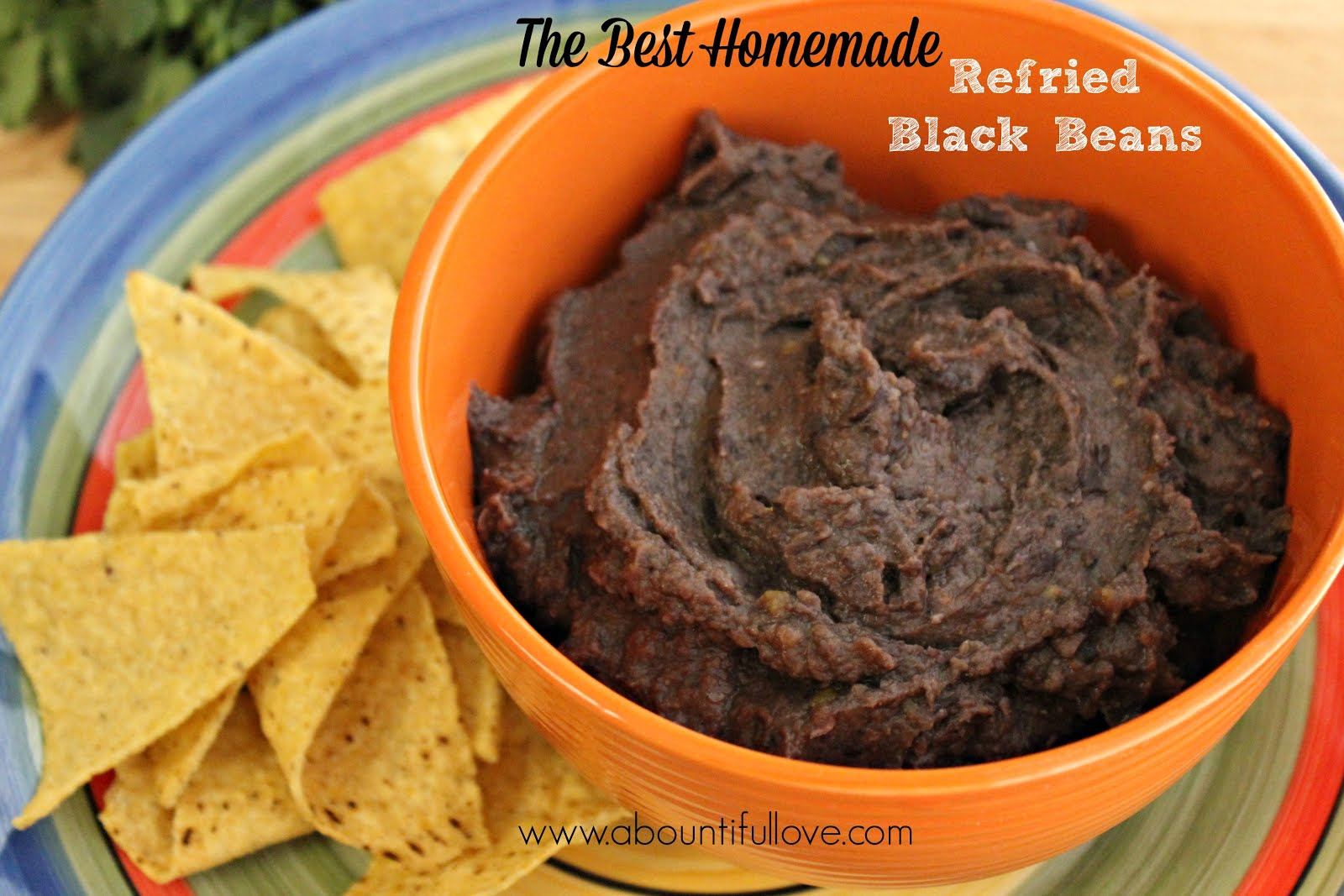 The Best Homemade Refried Beans