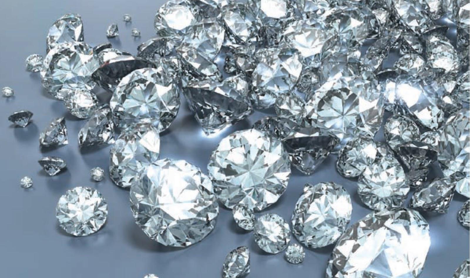 Shining Diamonds Stock Photo 114395242 : Shutterstock