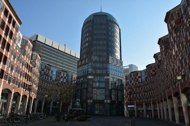 Muzentoren Den Haag