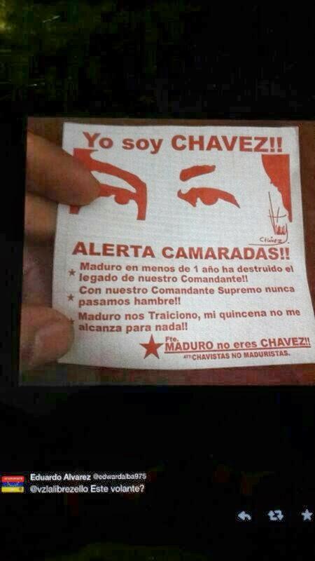 ¡ALERTA LOS CAMARADAS!