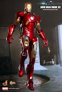 PreorderHot Toys The Avengers Iron Man Mark VII (mk vii )
