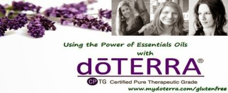 Radiant Health with doTERRA Essential Oils!