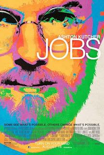 "Poster do filme ""Jobs"""