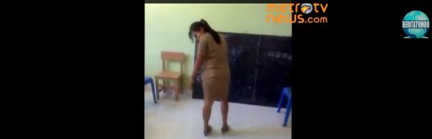 Untitled2 SKANDAL Guru Wanita Ini Mabuk dan Dugem Di Kelas