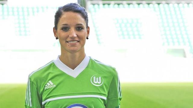 pemain bola sepak wanita paling cantik dan seksi di dunia