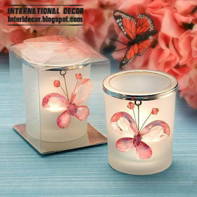 romantic candle holder butterfly candle holder modern candle holder Modern candles holder, romance candles holders 2013