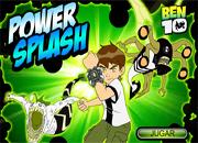 juegos de Ben 10 power splash