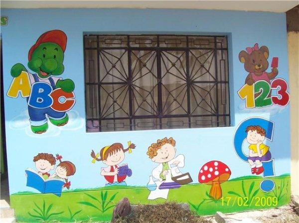 Murales para todos marzo 2012 - Murales para habitaciones infantiles ...