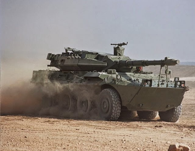 8a8f335c42 First prototype of CIO s Centauro 2 armoured vehicle about to start testing  phase
