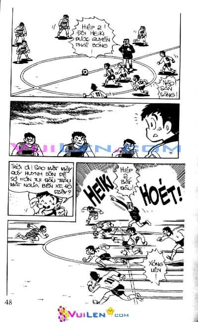 Jindodinho - Đường Dẫn Đến Khung Thành III  Tập 5 page 48 Congtruyen24h