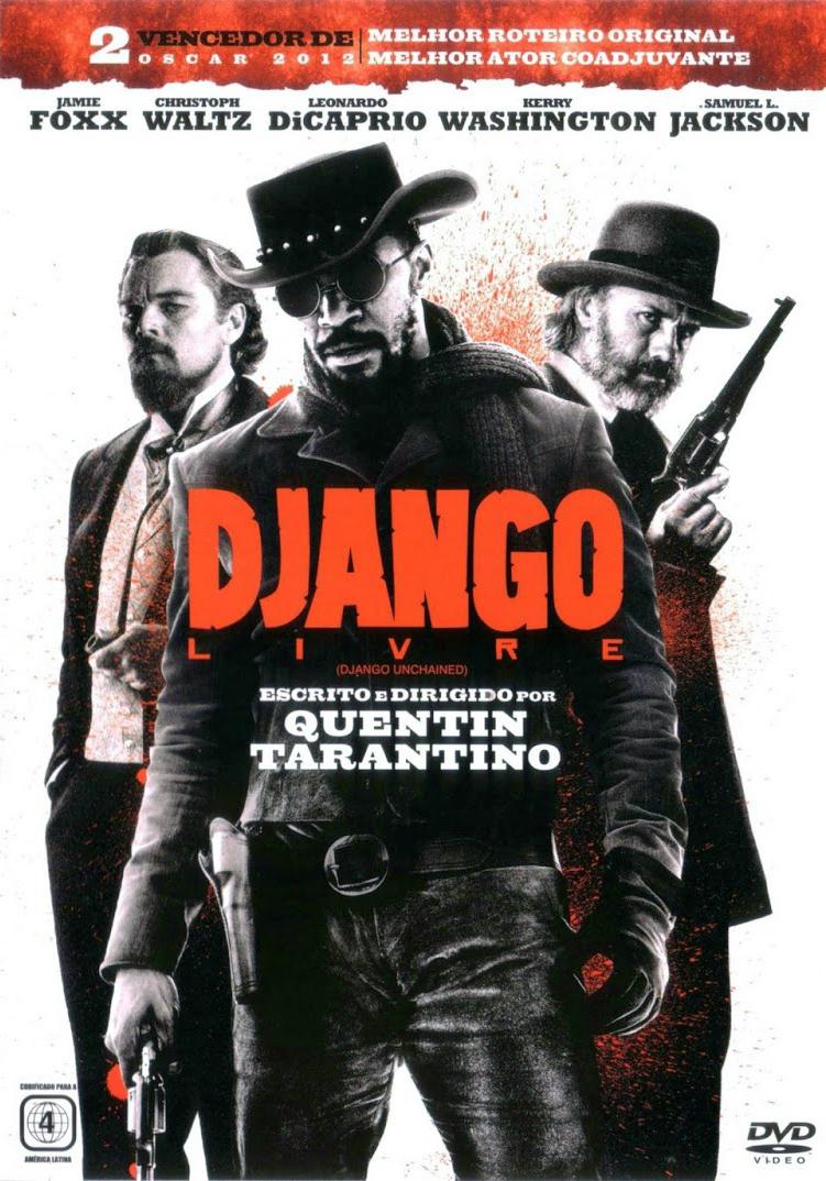 Baixar Filme Django Livre (Dual Audio)