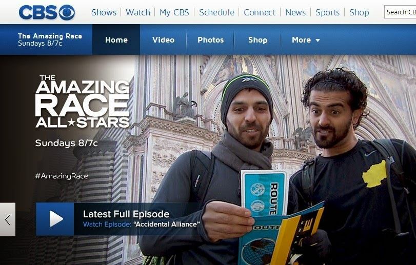 Regarder The Amazing Race sur CBS
