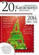 20. Keresztény Karácsonyi Könyvvásár
