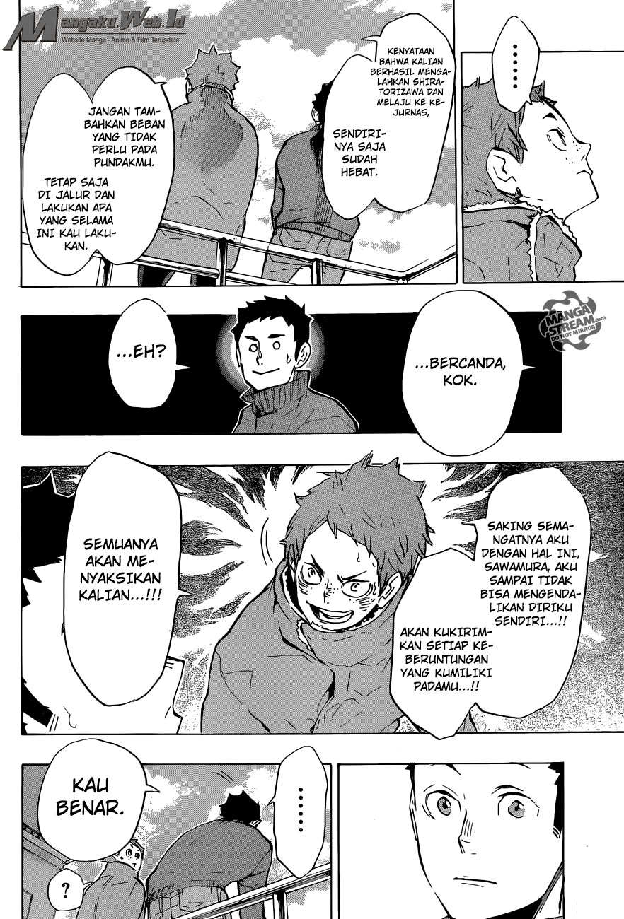 Haikyuu!! Chapter 229-16