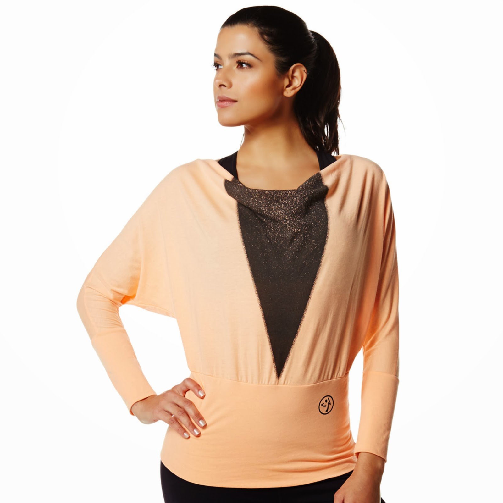 http://www.zumba.com/en-US/store/US/product/pretty-in-print-3-4-sleeve-top?color=Wear+It+Out+White