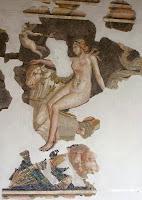 Mosaico del  Museo Archeologico, Aquileia,  Aquileia,  Italia.