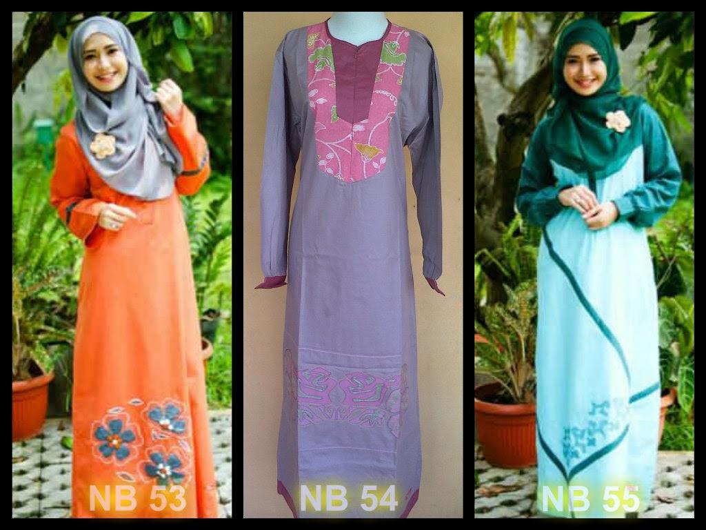 Nibras Shop Koleksi Baju Gamis Muslim Terbaru Dari Nibras