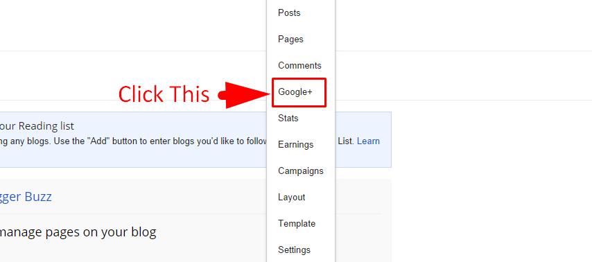 blogger tricks 2014