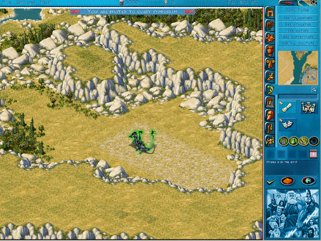 Zeus: Master of Olympus - Hydra Monster Screenshot