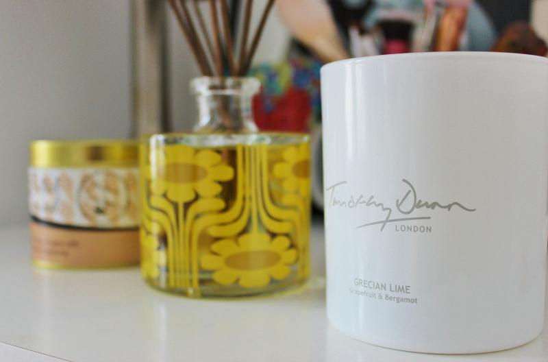 summery home fragrance ideas