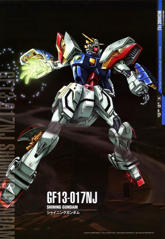 Gundam guy mobile suit gundam mechanic file high for Domon gundam build fighters