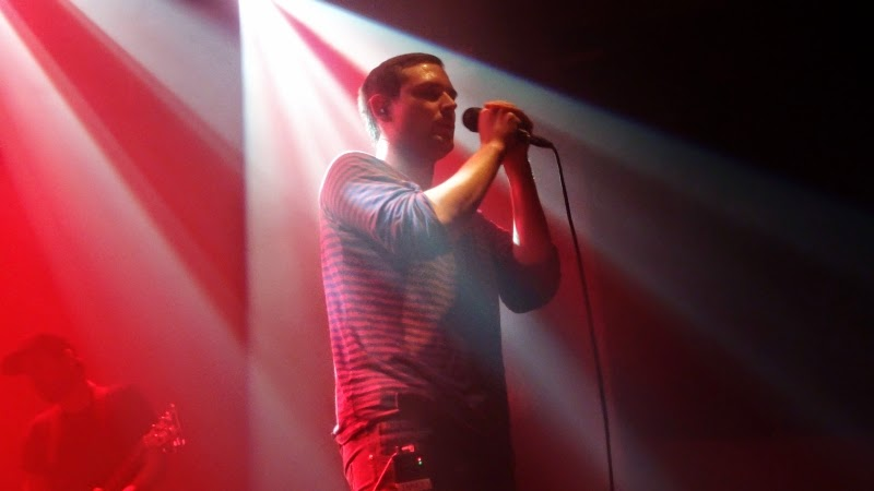 27.03.2015 Köln - Gebäude 9: The Twilight Sad