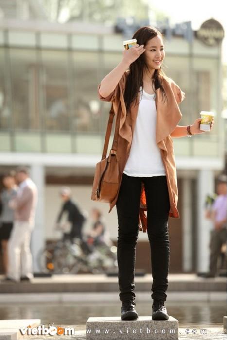 Nhim Na Na City Hunter Fashion